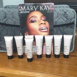 Mary Kay's Matte Wear Liquid Foundations
